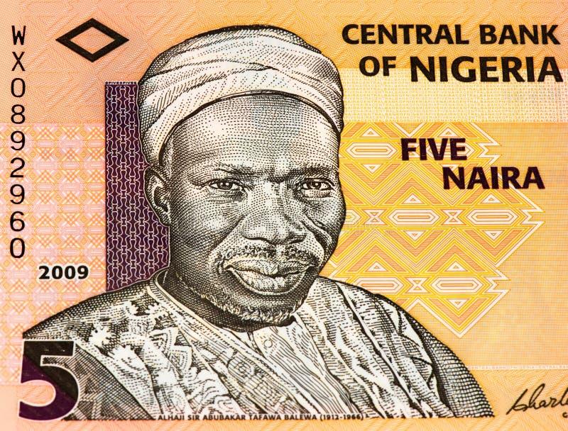 Waluta banknot Afryka zdjęcie stock