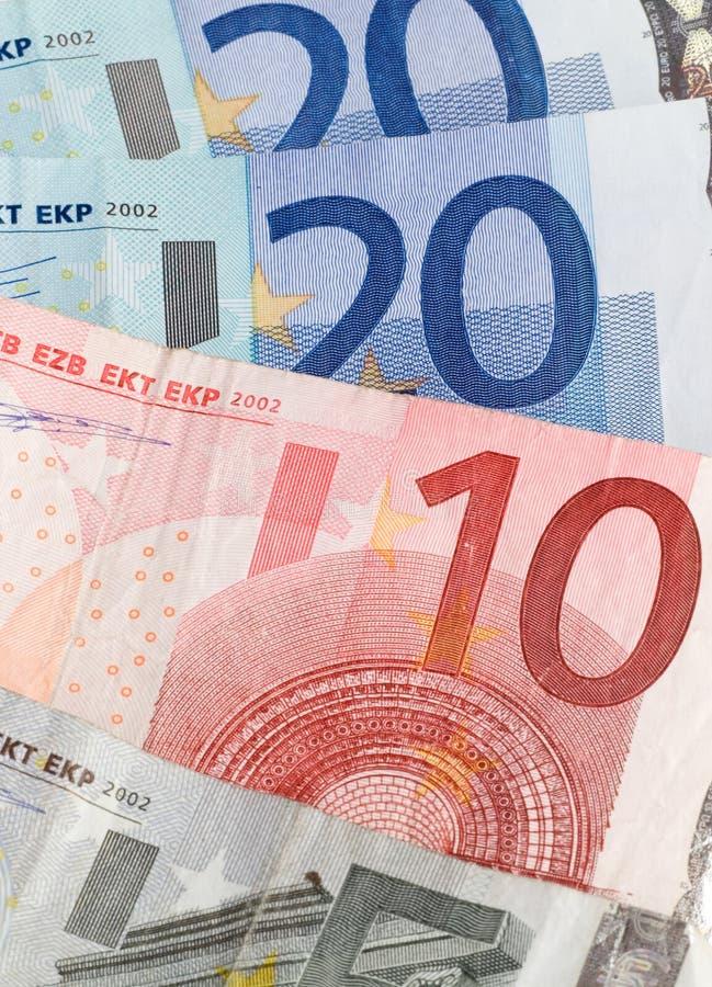 Download Waluta euro zdjęcie stock. Obraz złożonej z dziesięć, wymiana - 1304878