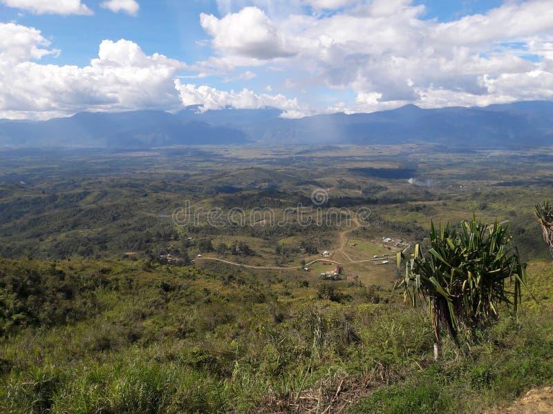 Pemandang alam papua royalty free stock photos