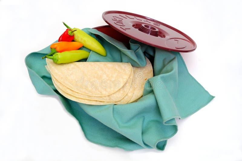 wamer tortillas tortilla стоковая фотография rf