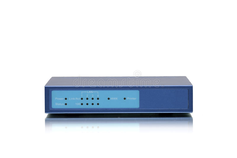 Download Wan lan router stock image. Image of computer, link, ethernet - 26770083