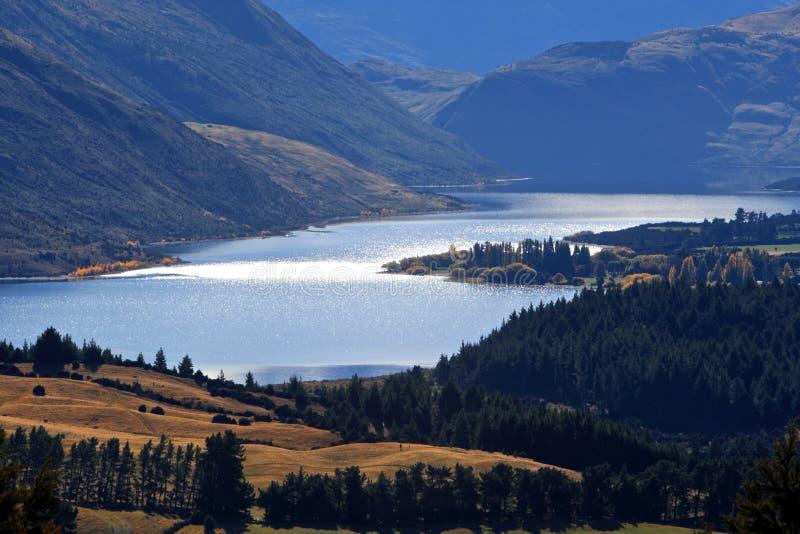 Wanaka,South Island New Zealand. royalty free stock images