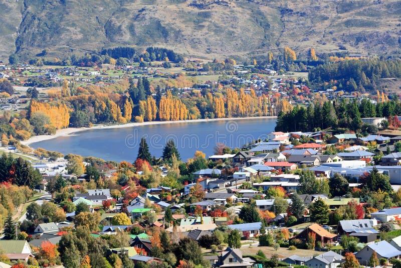 Wanaka,South Island New Zealand. royalty free stock photo