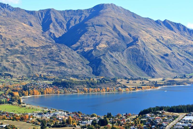 Wanaka,South Island New Zealand. royalty free stock photos
