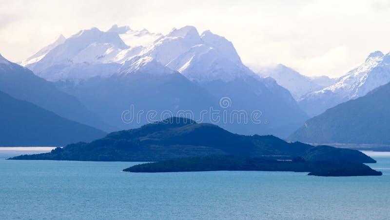 wanaka zealand озера новое стоковые фото