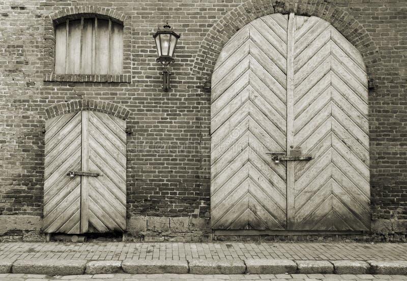 Wand. stockfoto