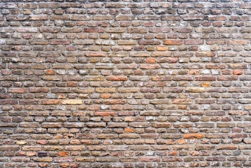 Wand-Beschaffenheitsschmutzhintergrund des roten Backsteins, verwendet m?glicherweise f?r Innenarchitektur stockbilder