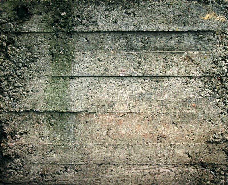 Wand beunruhigt lizenzfreie abbildung