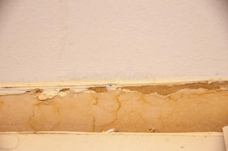 Wand-Boden-Beschaffenheits-Badezimmer-Bau stockfotografie