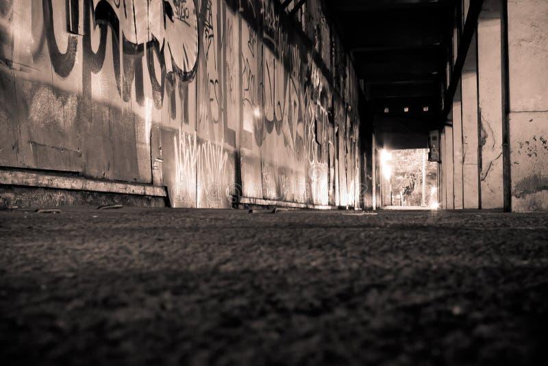 Wand der Straßen-Art stockbilder