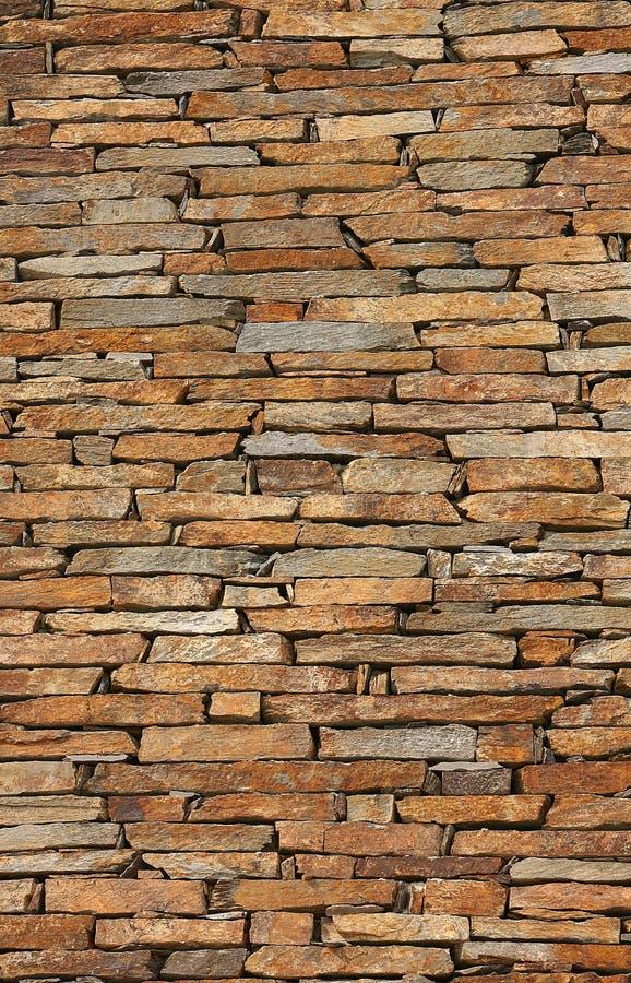 Wand der Ziegelsteine lizenzfreies stockbild