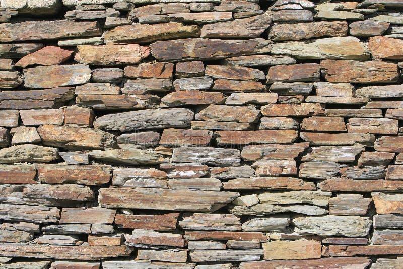 Wand der Ziegelsteine lizenzfreies stockfoto