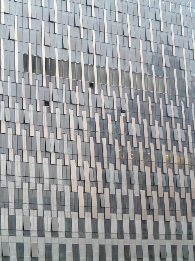 Wand des Bürogebäudes lizenzfreie stockbilder