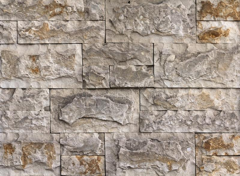 Wand des Travertins oder des thermolith der hohen Qualit?t Freier Raum f?r Hintergrund oder Fliese lizenzfreie stockfotografie