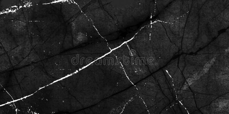 Wand-graues und schwarzes Beschaffenheits-Marmor-Hintergrund-Beschaffenheits-Design lizenzfreie stockfotografie