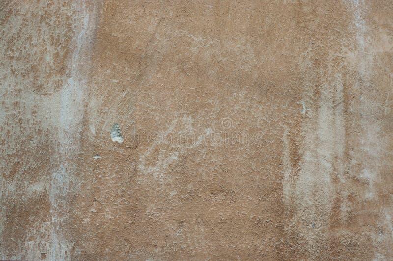Wand mit altem Gips Geometrische Verzierung auf einem alten Papier lizenzfreies stockfoto
