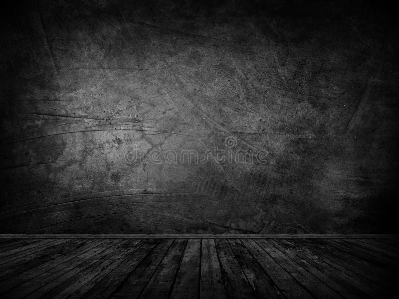 Wand und Fußboden. stockbilder