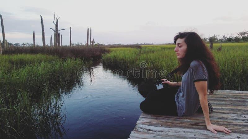 wanderlust fotografie stock
