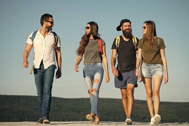 Wanderlust, vacation, travel, hiking royalty free stock image