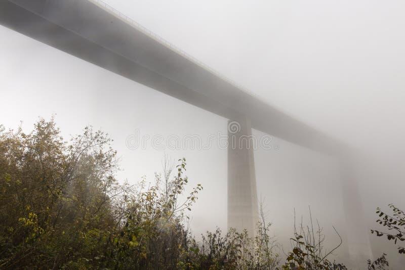 Wandern der Spur GR5 in der Benelux stockfoto