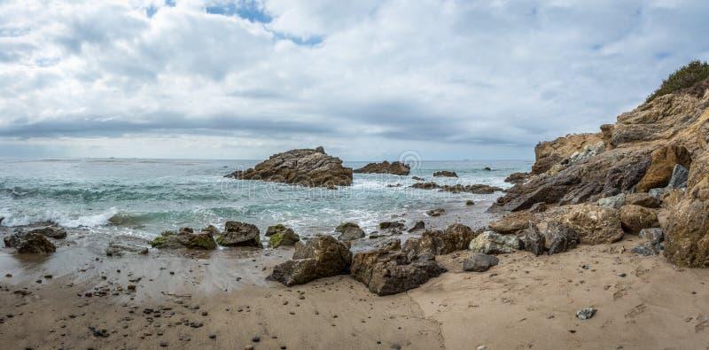 Wanderndes Kalifornien und draußen lizenzfreie stockbilder