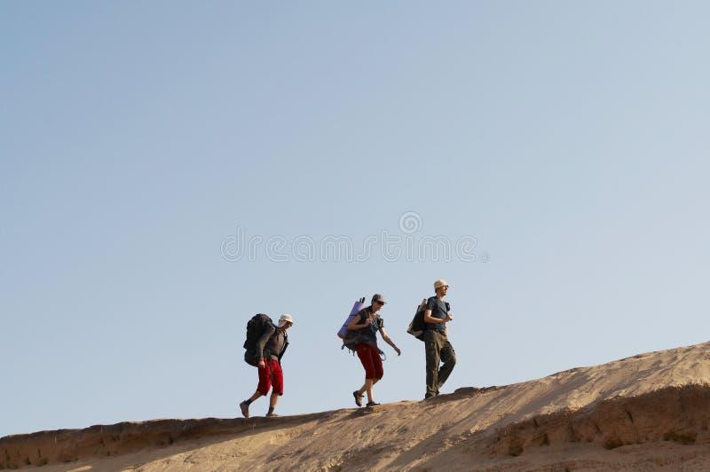 Wanderung stockbilder