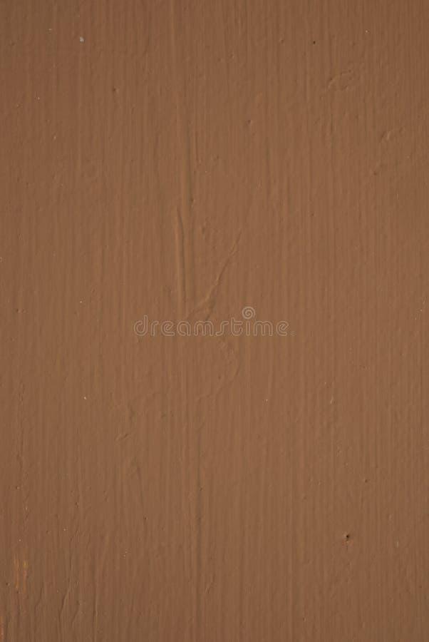 Wandfarben-Braunfarbe lizenzfreie stockfotografie