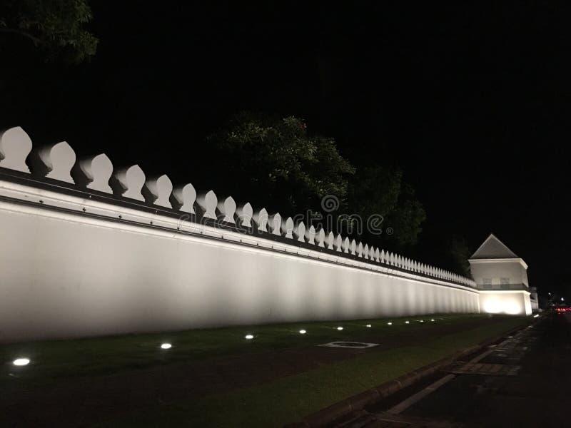 Wang墙壁  免版税图库摄影
