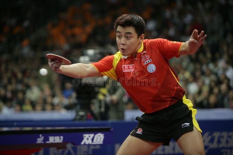 Wang Hao (CHN) _1 lizenzfreie stockbilder