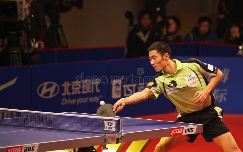 Download Wang Liqin (CHN) editorial photo. Image of speed, hyundai - 13880106
