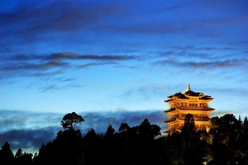 Wangulou royalty-vrije stock fotografie