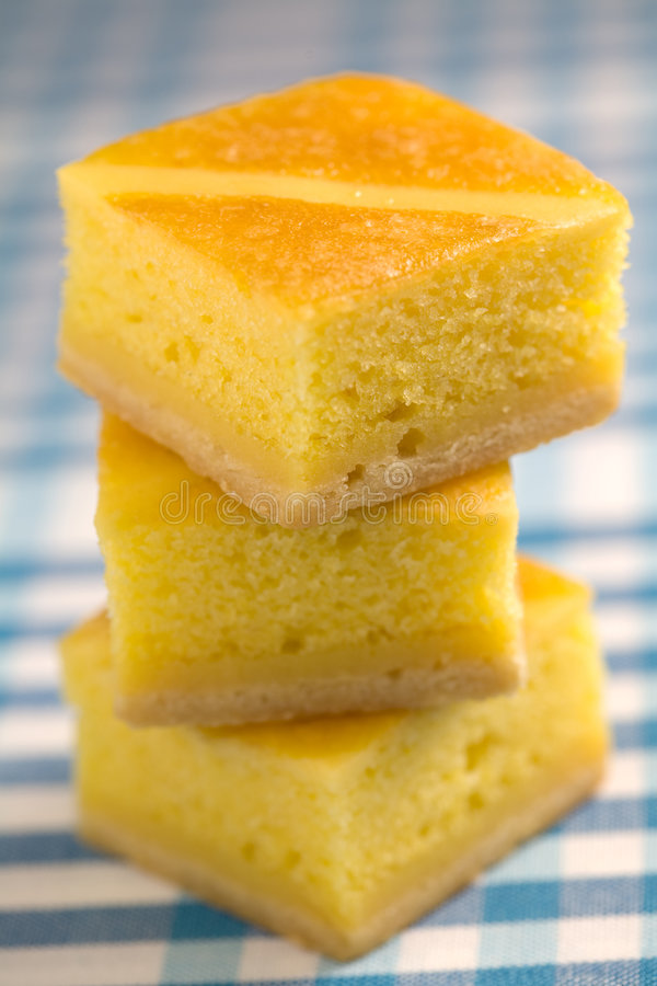 waniliowe ciastek obraz stock