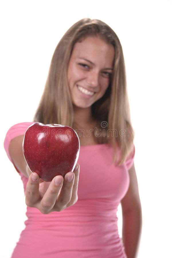 Download Wanna bite? stock photo. Image of fresh, delicious, student - 338398