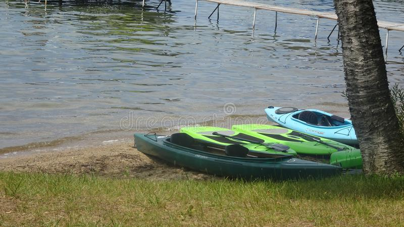 Wanna Kayak? fotos de stock royalty free