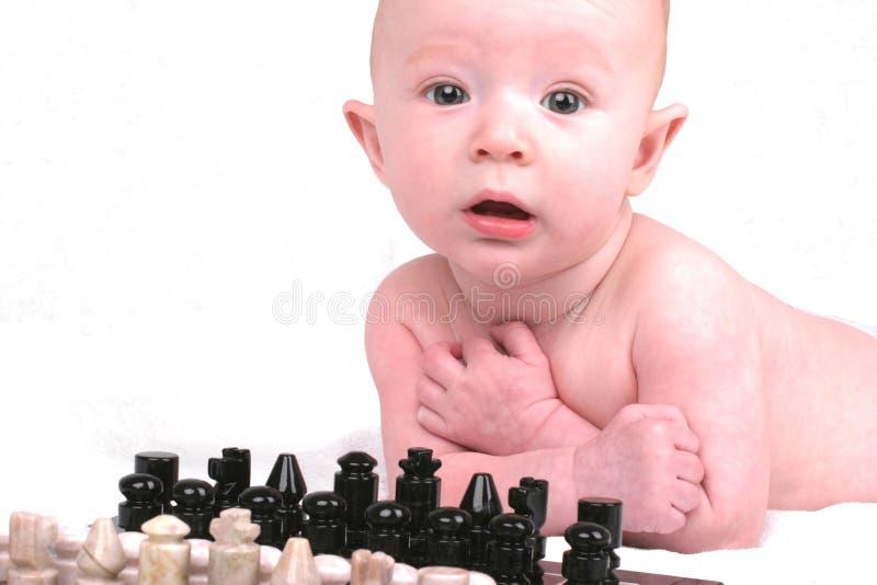 Wanna Play Chess stock photography