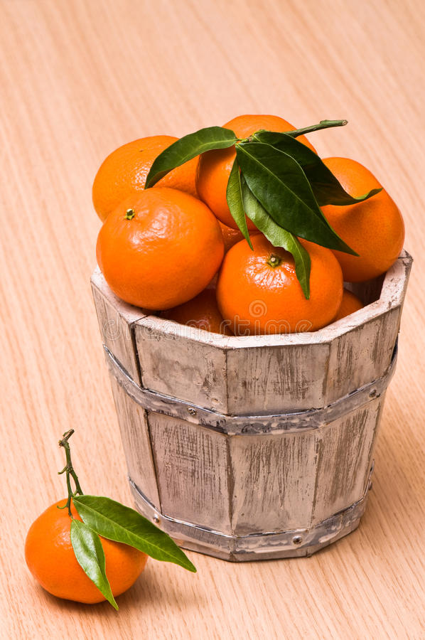 Download Wanne Klementinen stockfoto. Bild von frech, frühstück - 12200518