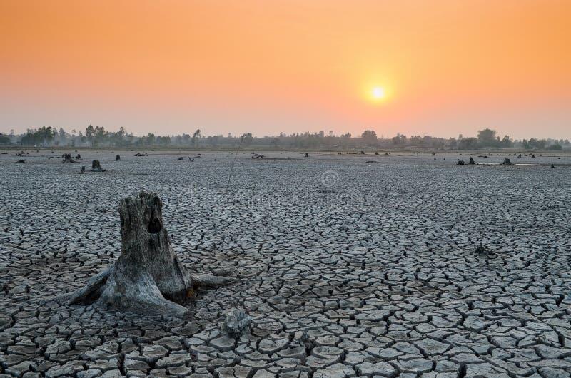 Wanneer ons tekort van het wereldwater stock afbeelding