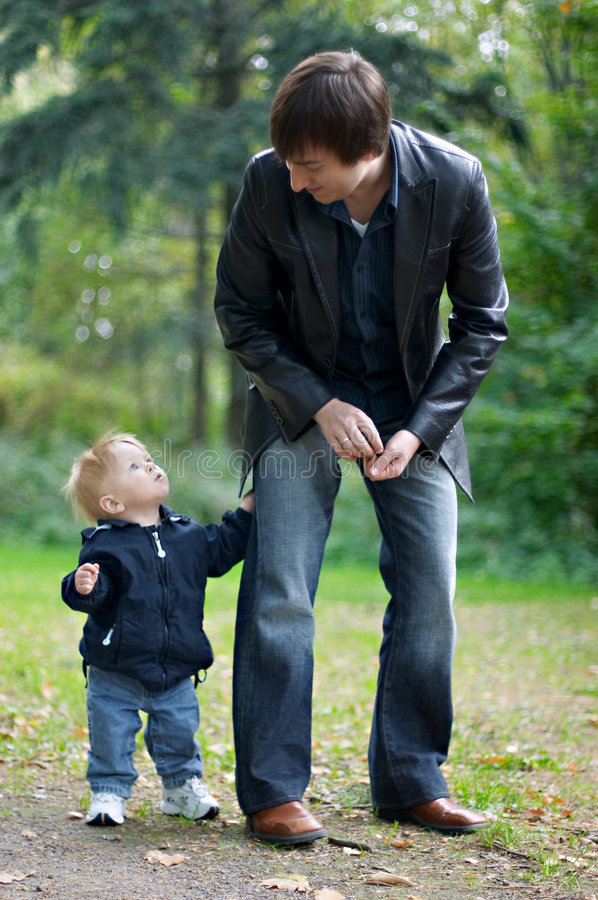 Download Want to be like my dad stock photo. Image of little, lifestyle - 2654958