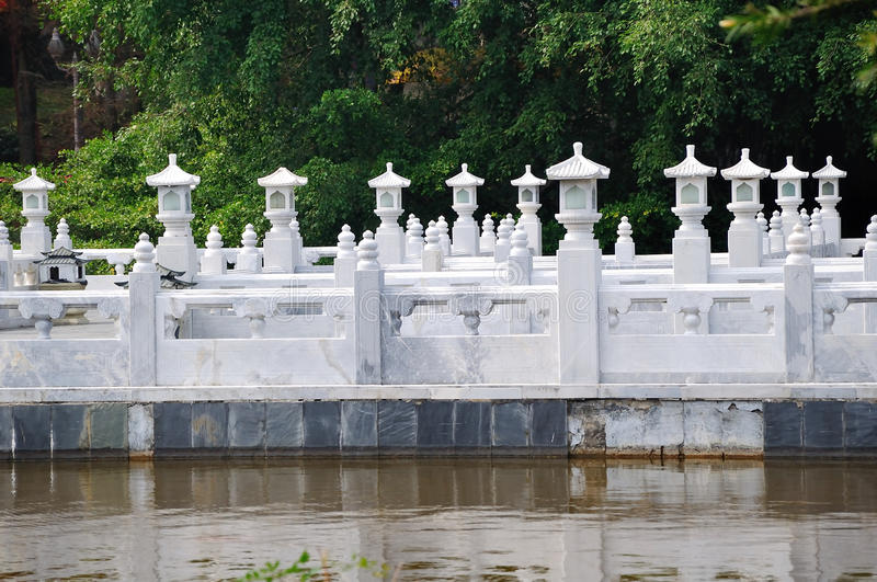 Wanzi bridge stock photos