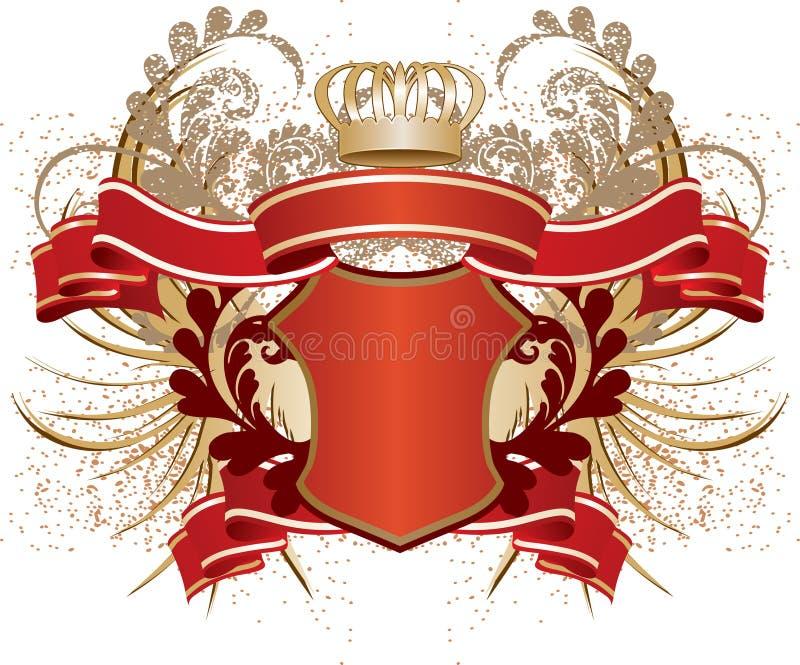 Wapenkunde royalty-vrije illustratie
