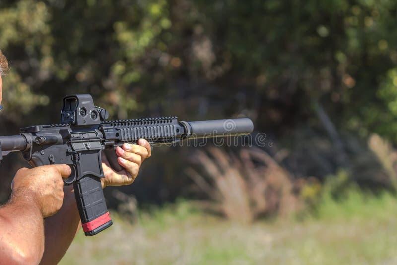 wapens royalty-vrije stock afbeelding