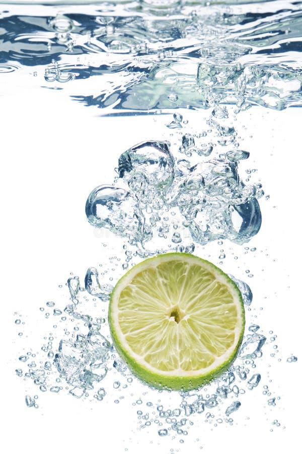 wapno kawałek wody zdjęcie royalty free