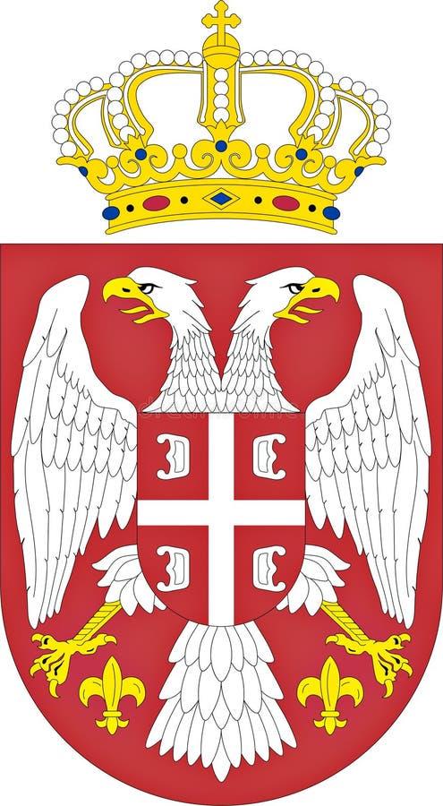 Wappen stockbild