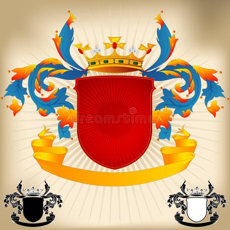 Wappen 22 - kundenspezifisches Zeichen vektor abbildung