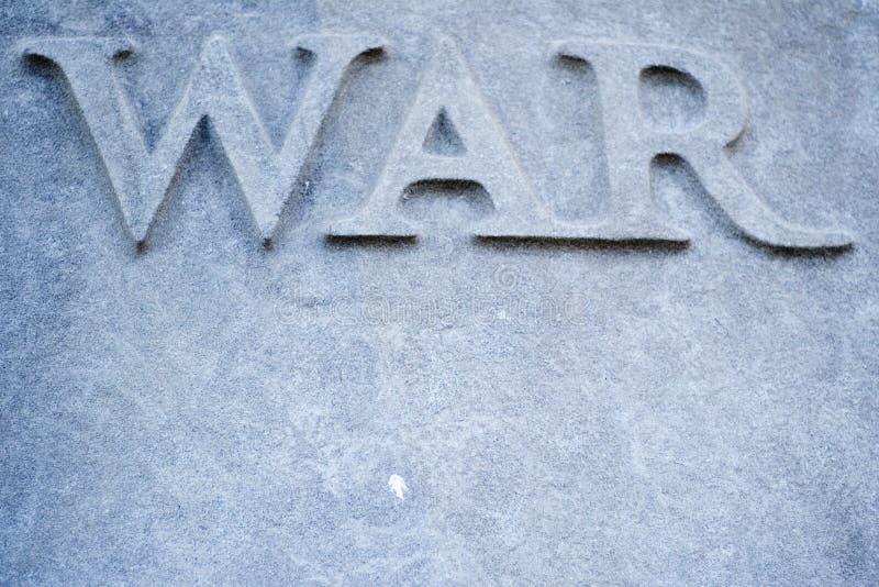 War stock image
