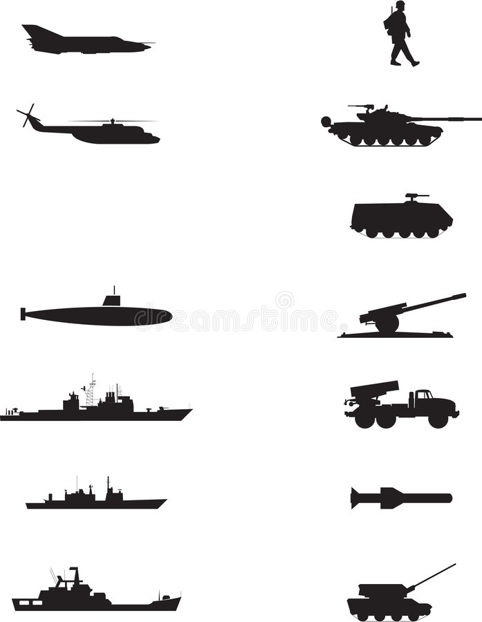 Download War stock vector. Image of landing, machine, airport, fuselage - 6253611
