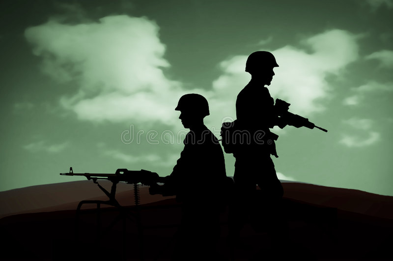 Download WAR stock illustration. Image of conflict, government - 8578991