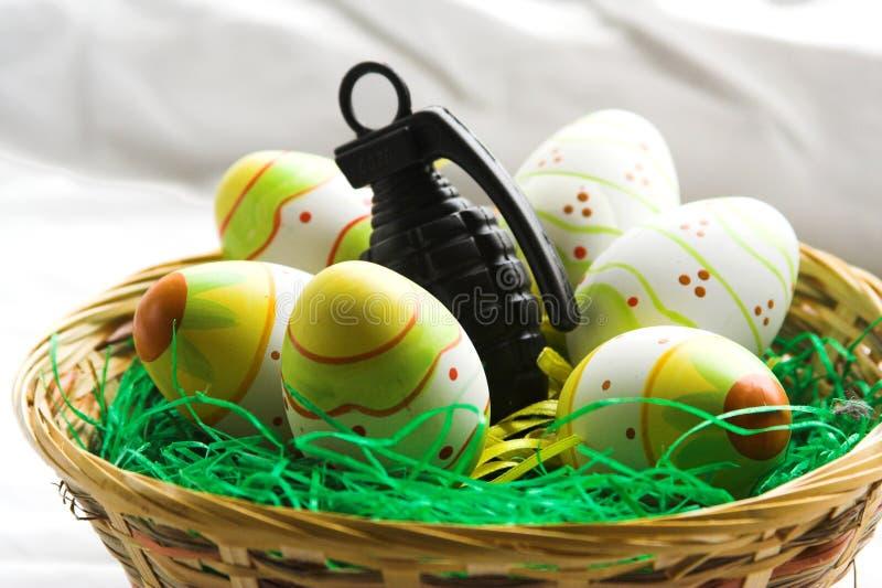 Download War easter nest stock image. Image of decoration, handpainted - 1030085