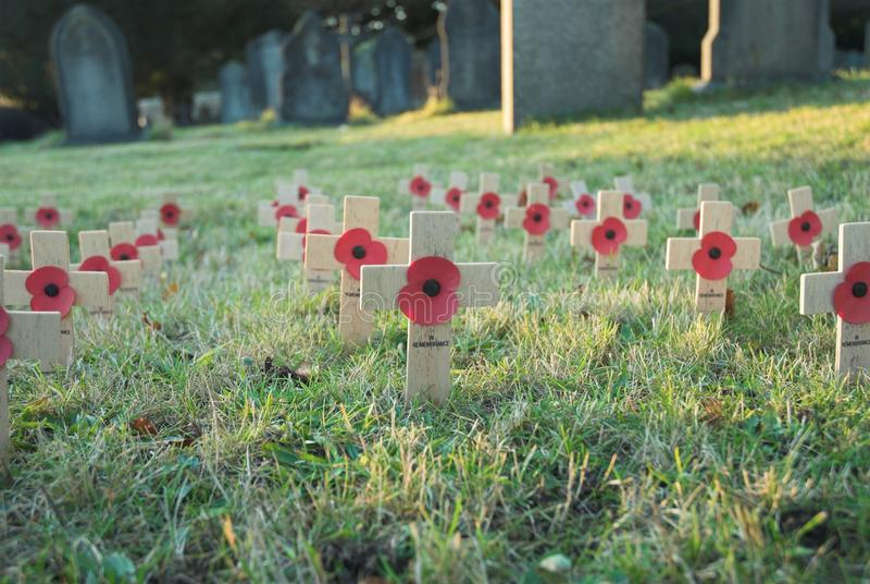 Download War Memorial stock photo. Image of cross, grass, monument - 23337304