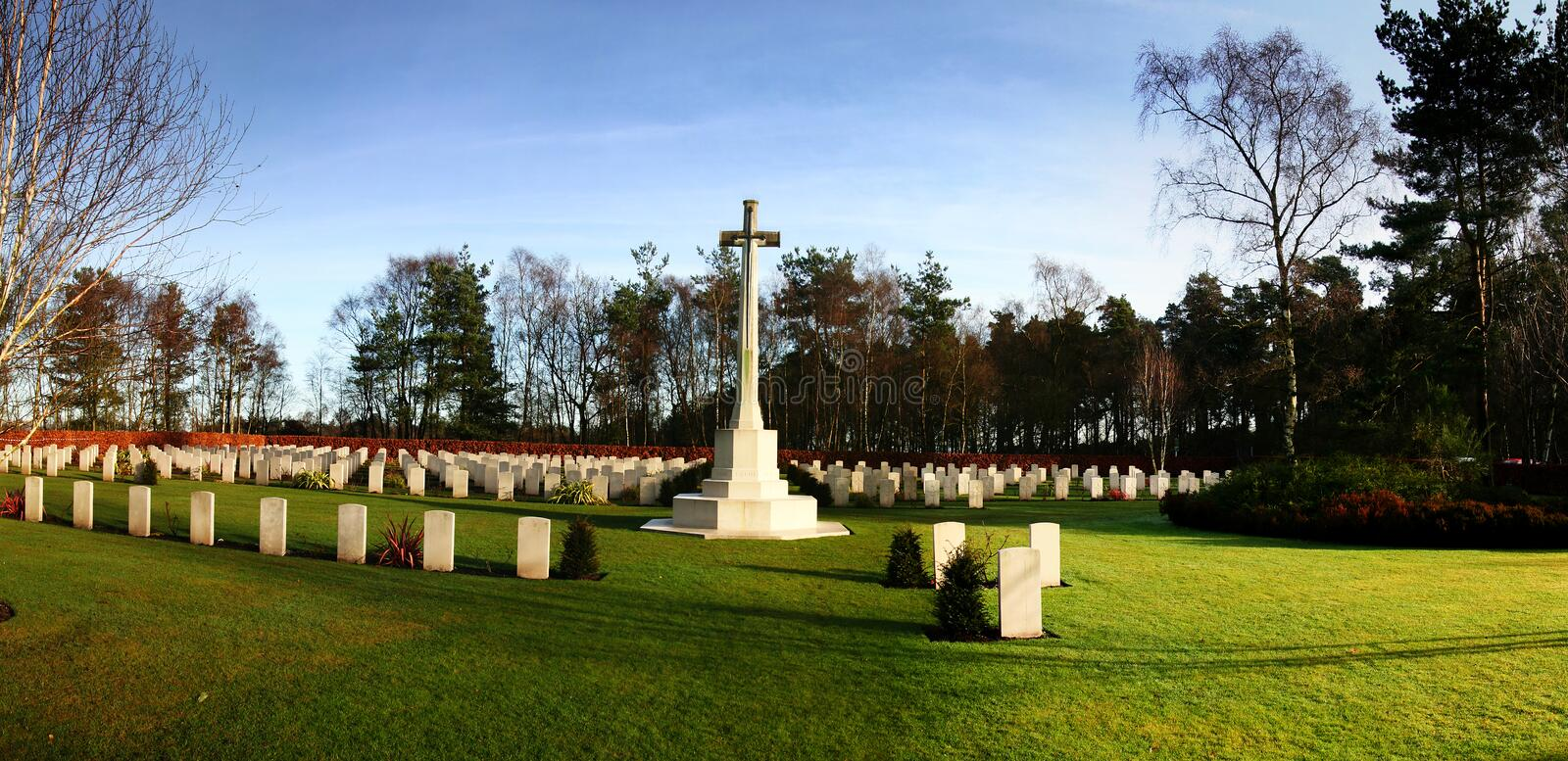 Download War Memorial Allied Soldiers Stock Image - Image: 3981697